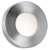 Burst Round Outdoor Wall Sconce