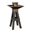 <strong>Wildon Home ®</strong> Copper Kenei Outdoor Floor Fountain