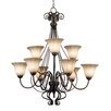 <strong>Wallis 9 Light Chandelier</strong> by Wildon Home ®
