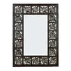 Wildon Home ® Foilage Wall Mirror