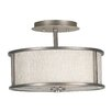 Whistler 2 Light Semi Flush Mount