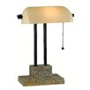 "Wildon Home ® Greenville 14.5"" H Table Lamp"