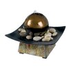 <strong>Hillsborough Sphere Indoor Table Fountain</strong> by Wildon Home ®