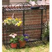 <strong>Forged Three-Tier Plant Stand</strong> by Panacea
