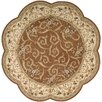 <strong>Heritage Savannerie Brick Rug</strong> by Nourison