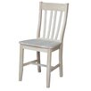 International Concepts Cafe Side Chair (Set of 2)