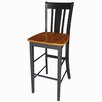 "International Concepts Dining Essentials San Remo 30"" Bar Stool"