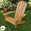 <strong>Kid's Adirondack Chair</strong> by KidKraft