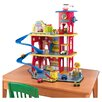 <strong>Deluxe Garage Playset</strong> by KidKraft