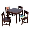 <strong>Farmhouse Kids' 5 Piece Table and Chair Set</strong> by KidKraft