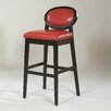 "<strong>Armen Living</strong> Martini 30"" Bar Stool with Cushion"