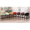 "Armen Living Igloo 30"" Swivel Bar Stool in"