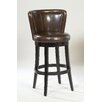 Hillsdale 25 25 Quot Swivel Bar Stool With Cushion Amp Reviews