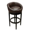 "<strong>Armen Living</strong> Igloo-Kd 30"" Swivel Bar Stool"