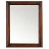 <strong>Traditions framed mirror</strong> by Ronbow