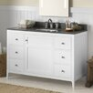 "Ronbow Briella 48"" Wood Cabinet Vanity Set"