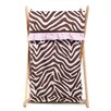<strong>Zara Zebra Laundry Hamper</strong> by Pam Grace Creations