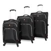Wenger Swiss Gear Monte Leone 3 Piece Luggage Set
