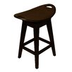 "Carolina Accents Thoroughbred 26.75"" Backless Swivel Bar Stool"
