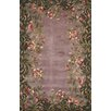 <strong>Emerald Lavender Garden Rug</strong> by KAS Oriental Rugs