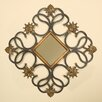 <strong>Diamond Shaped Wall Mirror</strong> by Passport Furniture
