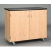 <strong>Standard Mobile Storage Cabinet</strong> by Diversified Woodcrafts