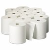 Kimberly-Clark Professional Kleenex Hard Roll 1-Ply Paper Towels - 12 Rolls per Carton