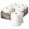 Kimberly-Clark Professional Kleenex Hard Roll 1-Ply Paper Towels - 6 Rolls per Carton