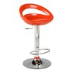 Eurostyle Agnes Adjustable Height Bar Stool