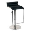 "<strong>Forest 20"" Adjustable Swivel Bar Stool</strong> by Eurostyle"