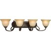 <strong>Progress Lighting</strong> Torino 4 Light Vanity Light
