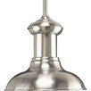 <strong>Progress Lighting</strong> Brookside 1 Light Mini Pendant