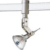Illuma-Flex Adjustable MR-16 Bare Lamp Track Head in Brushed Nickel