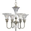 <strong>Progress Lighting</strong> Thomasville Roxbury 4 Light Chandelier