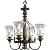 Fiorentino 4 Light Chandelier
