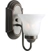 Builder Bath Wall Sconce in Antique Bronze