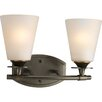 <strong>Progress Lighting</strong> Cantata 2 Light Vanity Light