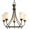 <strong>Progress Lighting</strong> Cantata 5 Light Chandelier