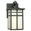 <strong>Thomas Lighting</strong> Mission 1 Light Outdoor Wide Wall Lantern
