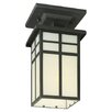 <strong>Thomas Lighting</strong> Mission 1 Light Outdoor Semi Flush Mount
