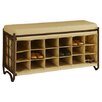 OIA Metal Storage Bench