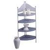 OIA 4 Shelf Corner Unit