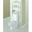 "OIA Glacier 24.25"" x 63.5"" Bathroom Shelf"