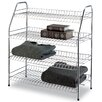 OIA 4 Tier Storage Shelf (Set of 3)