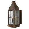 Hinkley Lighting Bingham 3 Light Outdoor Wall Lantern