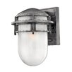 Hinkley Lighting Reef 1 Light Outdoor Wall Sconce