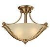 Hinkley Lighting Bolla 2 Light Semi Flush Mount