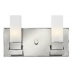 Hinkley Lighting Omni 2 Light Bath Vanity Light
