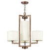 Hinkley Lighting Hampton 4 Light Chandelier