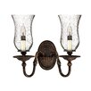 Hinkley Lighting Rockford 2 Light Wall Sconce